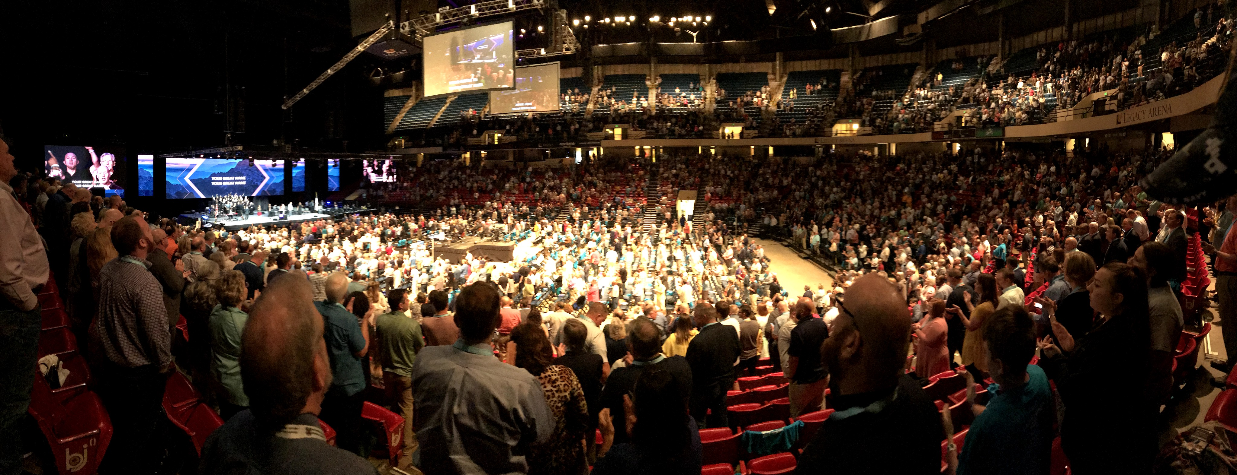 Reflections on the 2019 Annual Meeting of the Southern Baptist